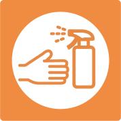 手洗い・消毒